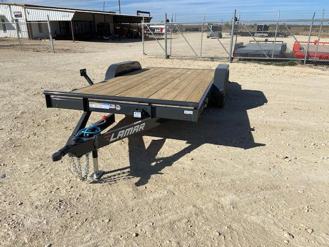 "2021 Lamar Trailers 83"" x 16' Car / Racing Trailer"
