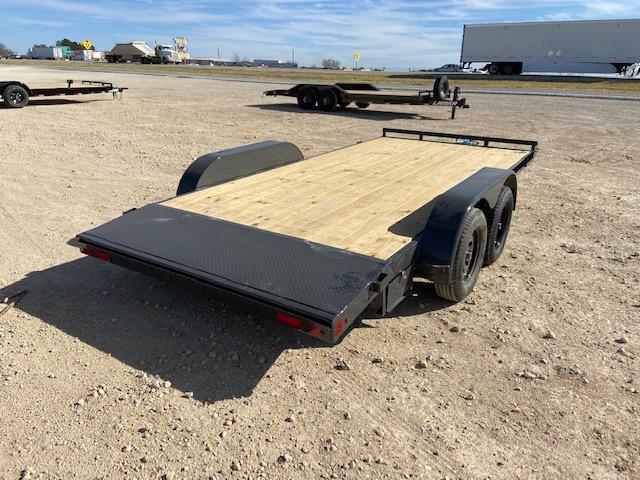 """2021 Lamar Trailers 83"""" x 16' Car / Racing Trailer"""