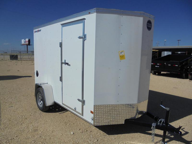 2020 Wells Cargo PP 6X10 3K DELUXE Enclosed Cargo Trailer