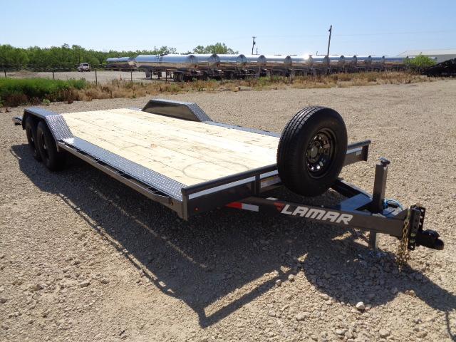 2021 Lamar Trailers CC 102X22 10K CAR HAULER Equipment Trailer