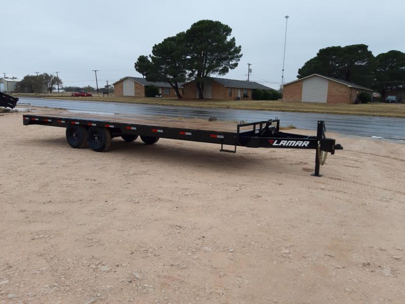 2020 Lamar Trailers 102x22 Deck Over 14k Other Trailer