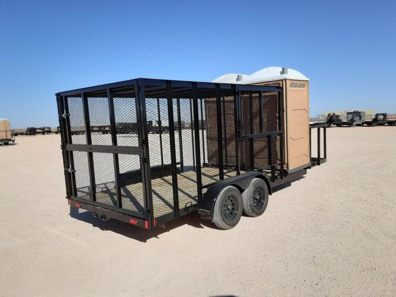 2021 Lamar Trailers 83x20 Restroom / Shower Trailer