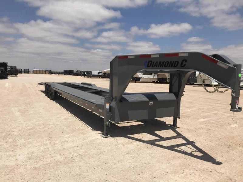 "2021 Diamond C Trailers 40' x 82"" Car / Racing Trailer"