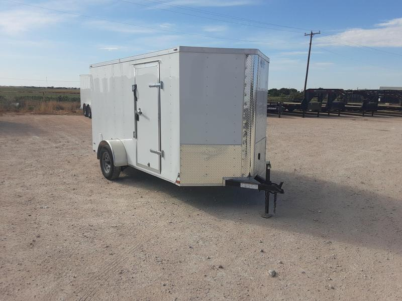 2020 Lark 6X12 3K Enclosed Cargo Trailer