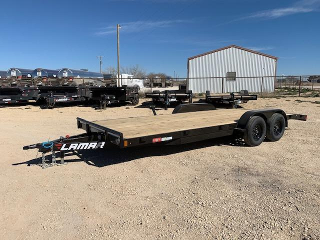 "2021 Lamar Trailers 83"" x 20' Car / Racing Trailer"