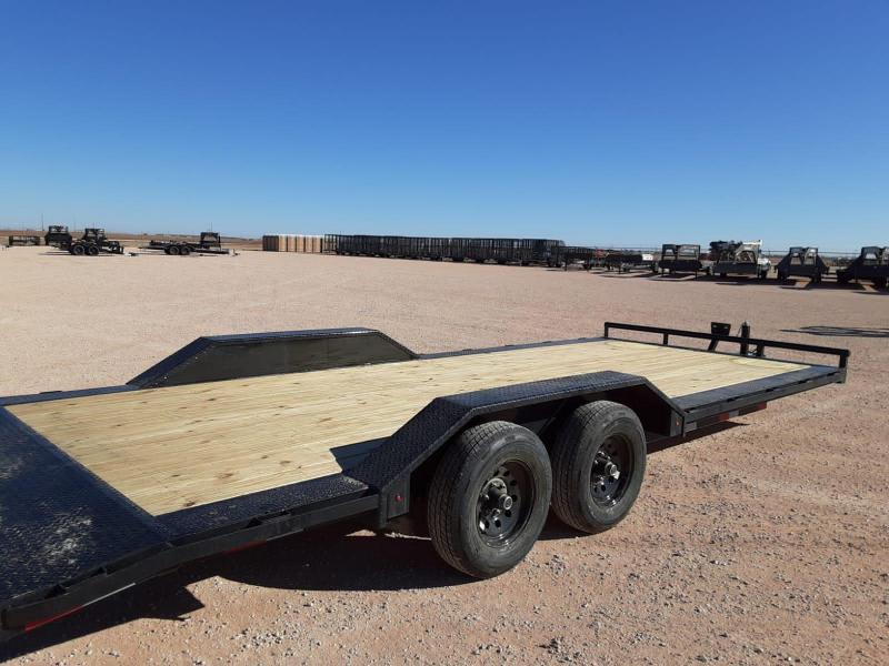 2021 Lamar Trailers 102x22 Equipment Trailer