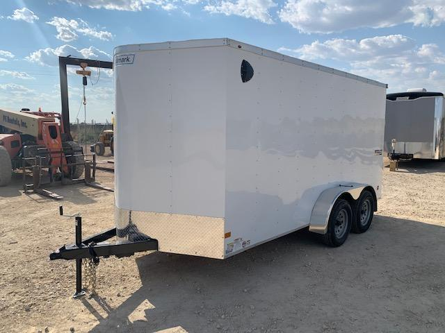 2021 Haulmark 7'x14' Enclosed Cargo Trailer
