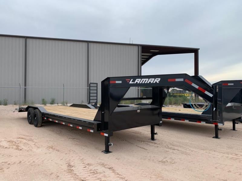 2020 Lamar Trailers 102 x 26 Equipment Trailer