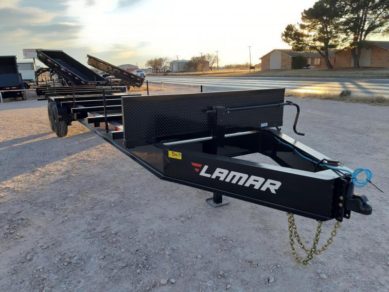 2020 Lamar Trailers 80 X 40' Pipe Hauler Trailer (14K) Other Trailer