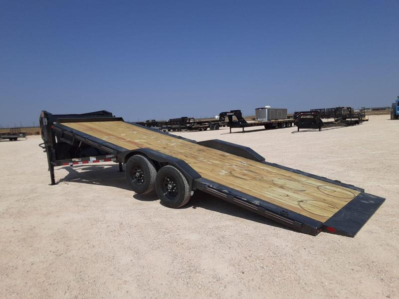 2021 Diamond C Trailers 24x82 Equipment Trailer