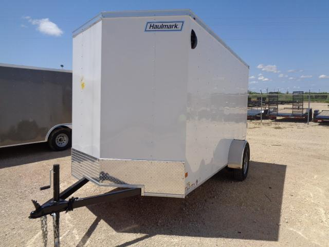 2021 Haulmark 6X12 3K Enclosed Cargo Trailer
