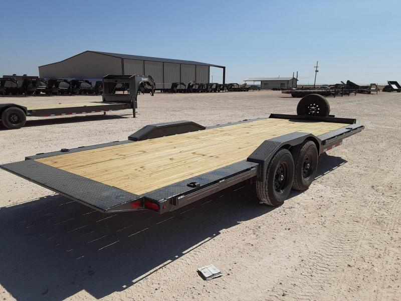 2021 Diamond C Trailers 22x82 Tilt Equipment Trailer