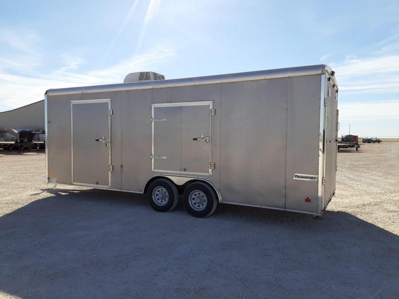 2017 Haulmark 8.5'x22' Enclosed Cargo Trailer
