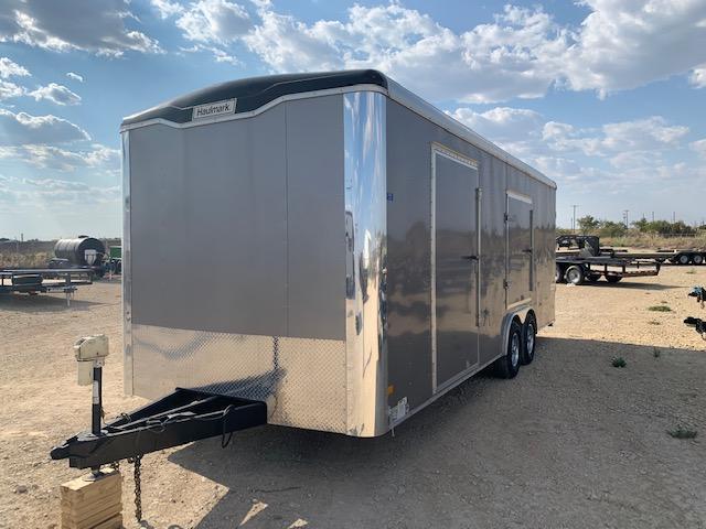 2017 Haulmark 8.5'x22' Enclosed Cargo Trailer