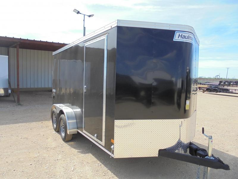 2020 Haulmark 7X14 TRANSPORT 7K Enclosed Cargo Trailer