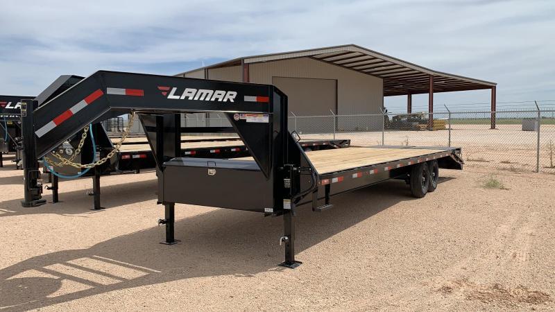 2020 Lamar Trailers Heavy Duty Deck-Over (FS) 14K - 21K Flatbed Trailer