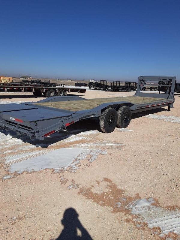 2021 RawMaxx 30' Equipment Trailer