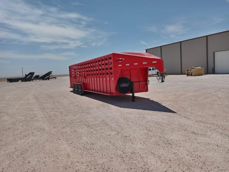 "2021 Maxxim Industries 32' x 6' 8"" Livestock Trailer"
