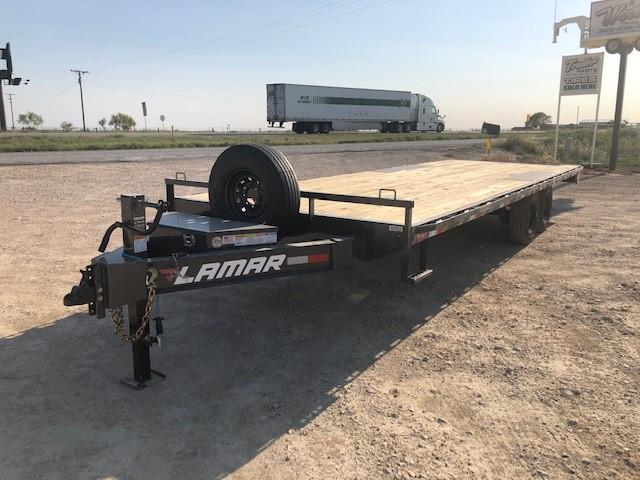 "93643 2021 102"" x 24' Lamar BP Deck-Over 16K"