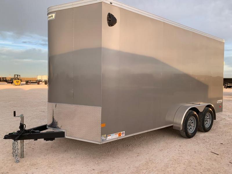 2022 Haulmark 7' x 16' Enclosed Cargo Trailer