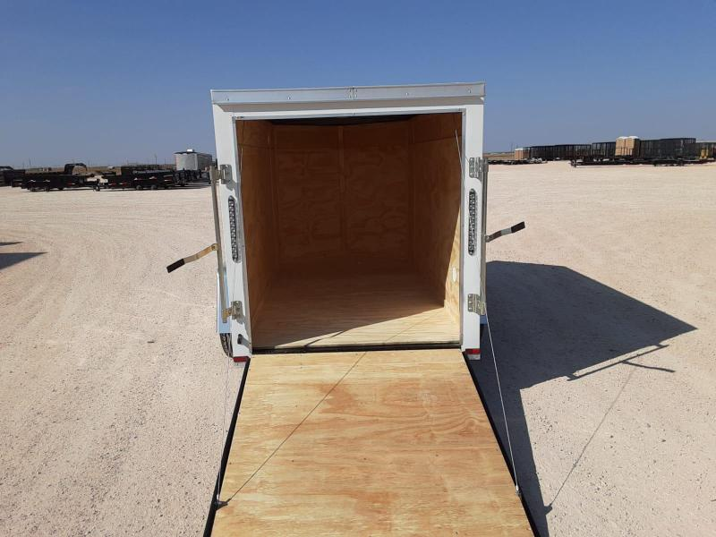 2021 Lark 5x10 Enclosed Cargo Trailer