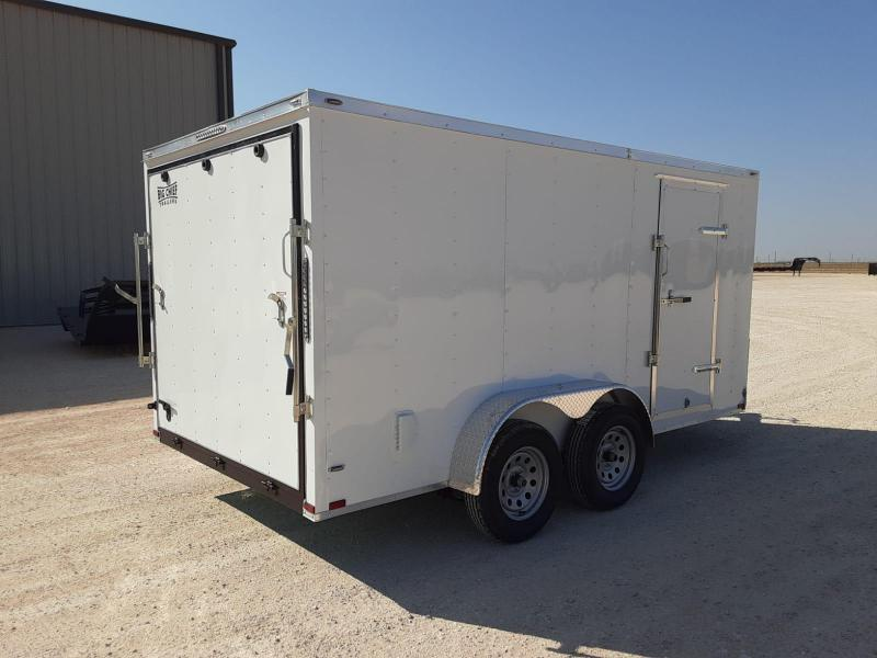 2021 Lark 7x14 Enclosed Cargo Trailer