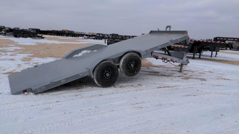 2021 Diamond C Trailers 20x82 Equipment Trailer