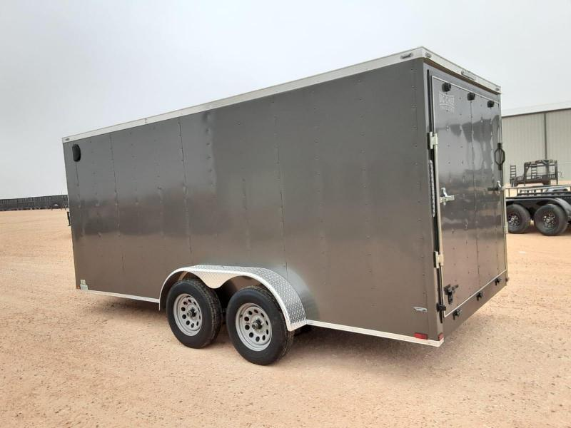 2020 Lark 7x16 Enclosed Cargo Trailer
