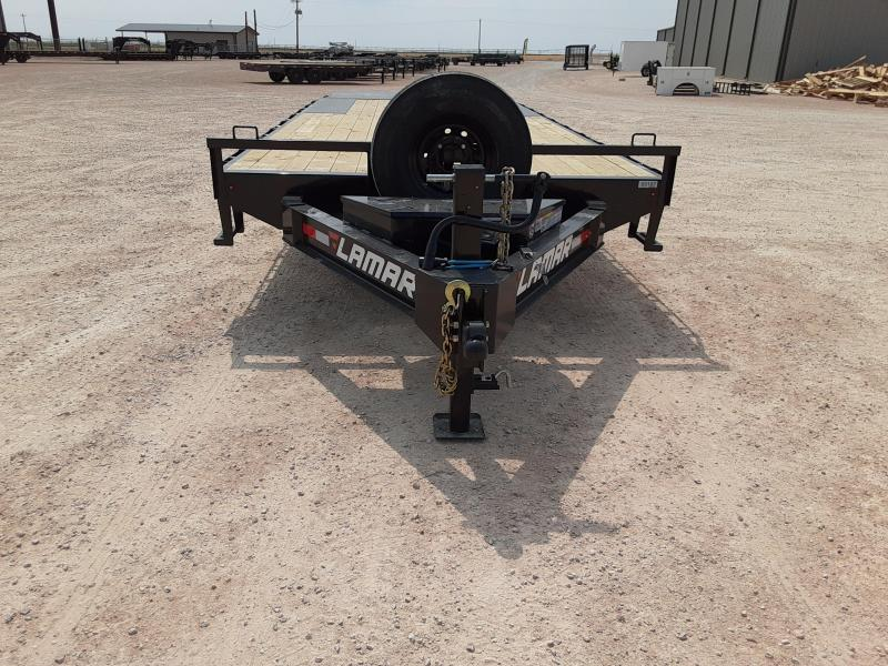 2021 Lamar Trailers 102x24 Deck Over 16k Other Trailer