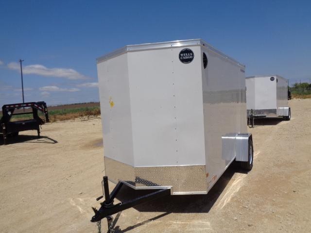 2021 Wells Cargo 6X12 3K Enclosed Cargo Trailer
