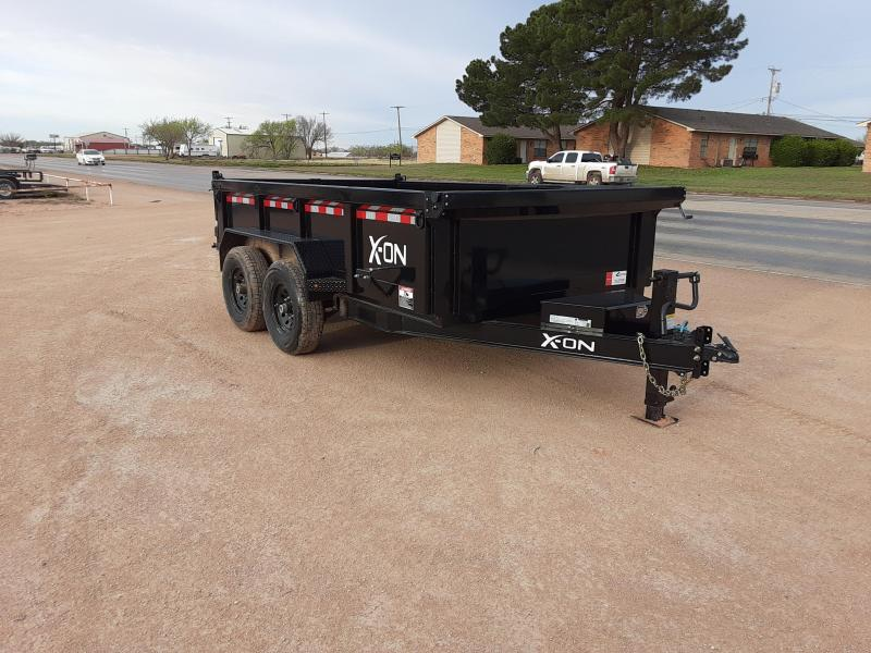 2020 X-On 83x14 Dump Trailer