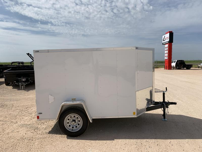 2021 ICON 5' x 8' Enclosed Cargo Trailer