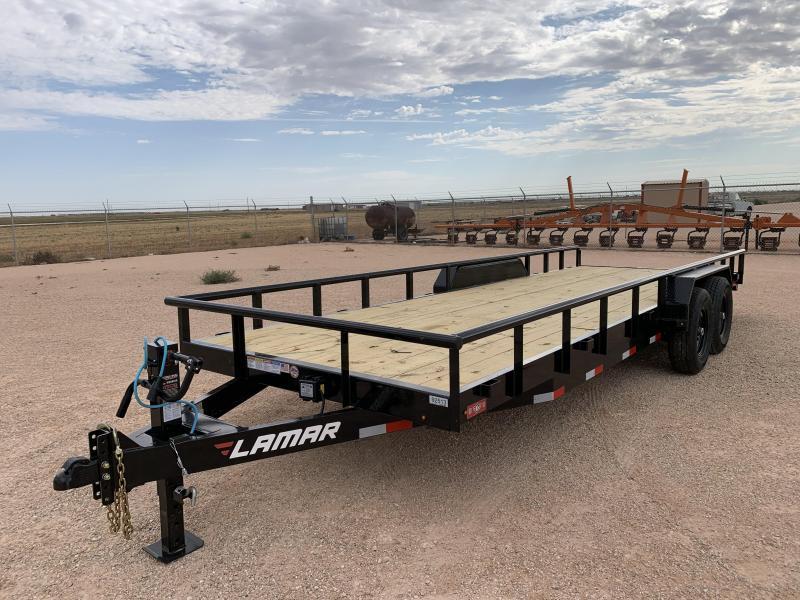 2021 Lamar Trailers 83x22 XD Utility 14k Utility Trailer