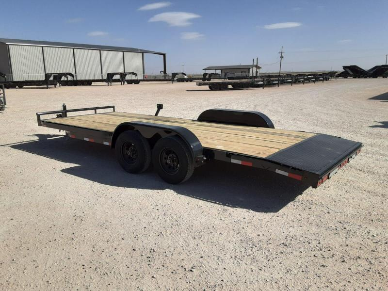 2021 Lamar Trailers 83x20 Car / Racing Trailer