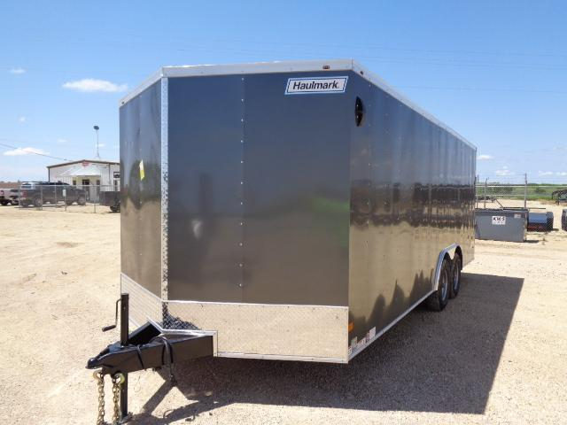 2021 Haulmark 8.5X20 10K Enclosed Cargo Trailer