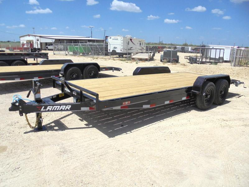 2020 Lamar Trailers H6 83X20 14K Equipment Trailer