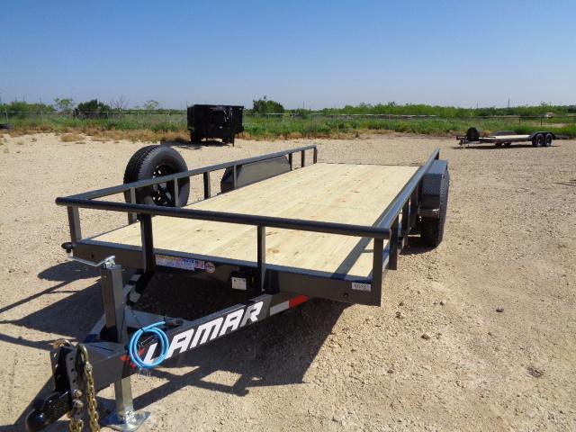 2021 Lamar Trailers U5 83X20 10K Utility Trailer