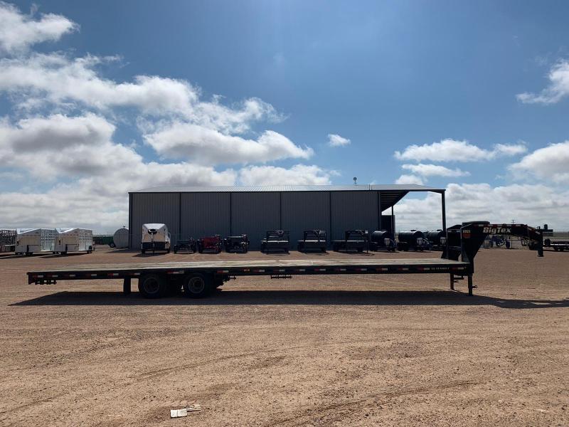 "2017 Big Tex Trailers 102"" x 40' Deckover Trailer"