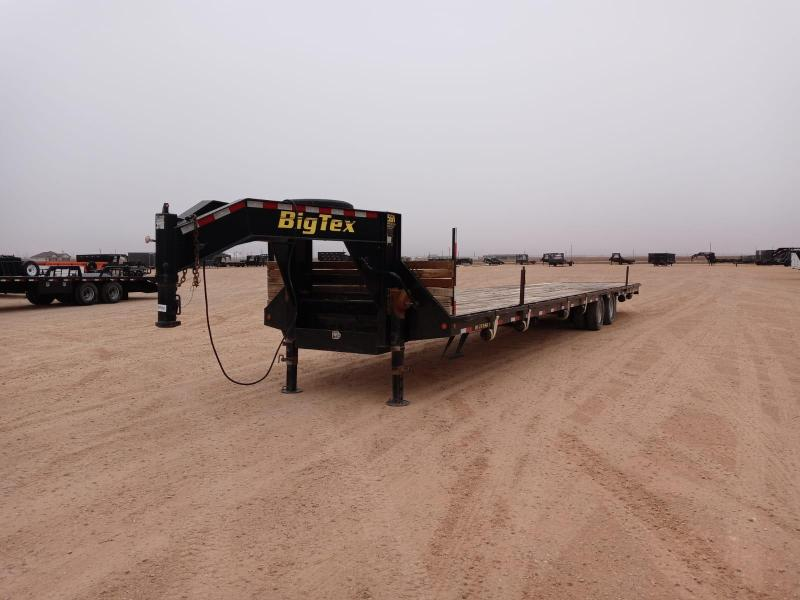 2014 Big Tex Trailers 40' Deckover Trailer