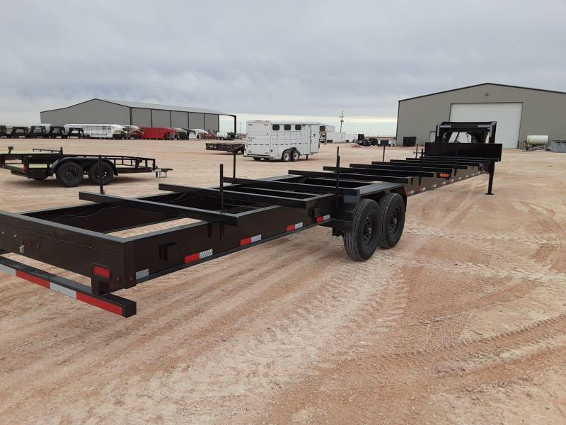 2021 Lamar Trailers 80x40 Pipe Other Trailer