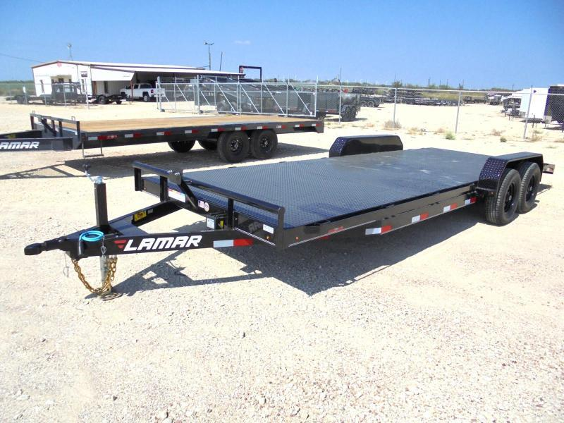 2020 Lamar Trailers CC 83X22 10K CAR/ Equipment Trailer