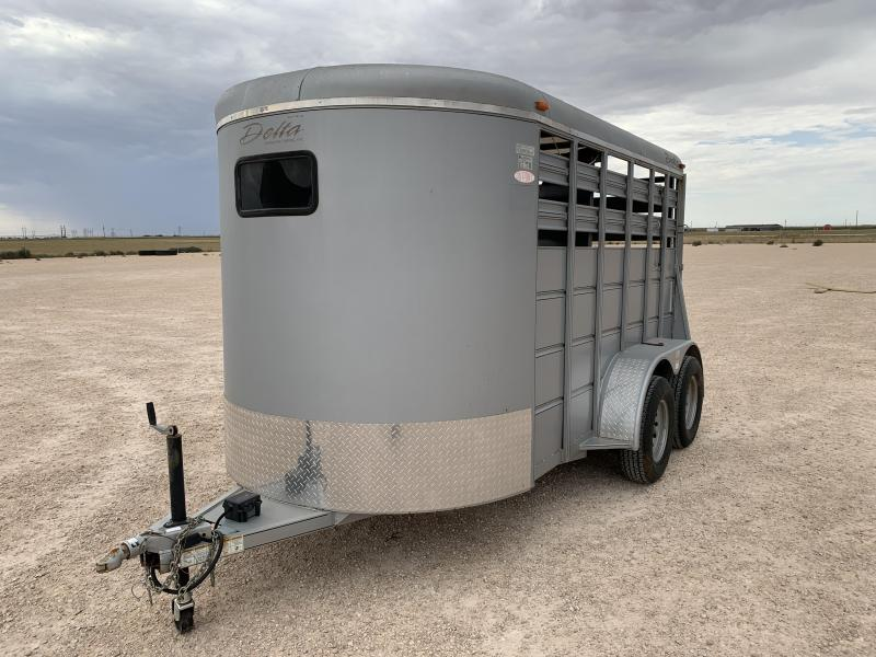 2012 Other 14' USED Livestock Trailer