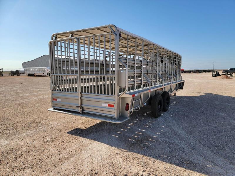 "2021 Other 6' 8"" x 24' Livestock Trailer"