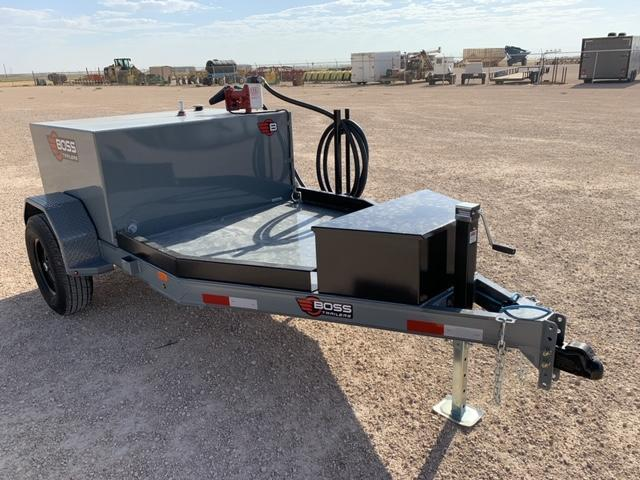 "2020 Farm Boss 60"" x 7' 350 gal Fuel Trailer Utility Trailer"