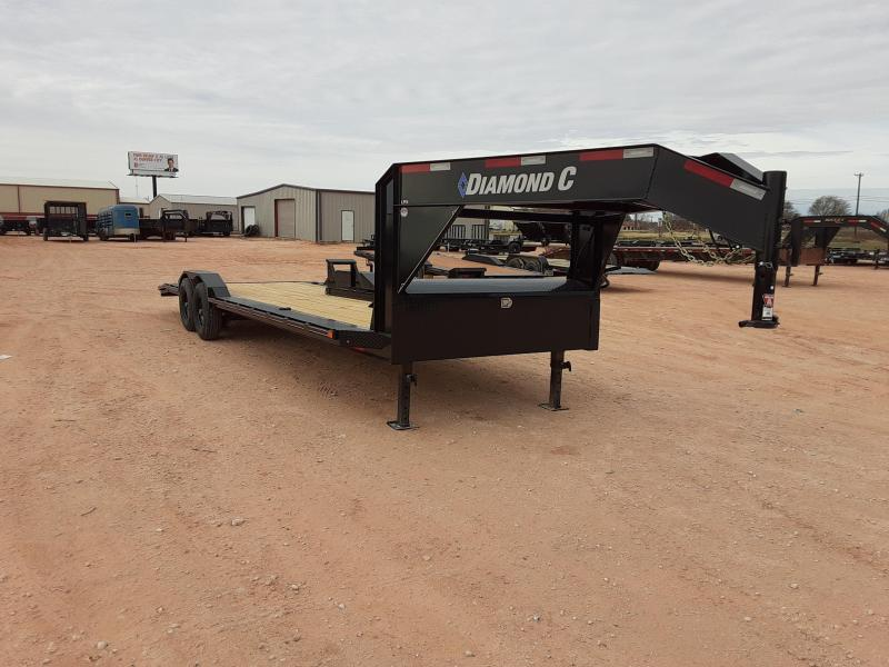2020 Diamond C Trailers 26X82 LOW PROFILE EQUIPMENT Equipment Trailer