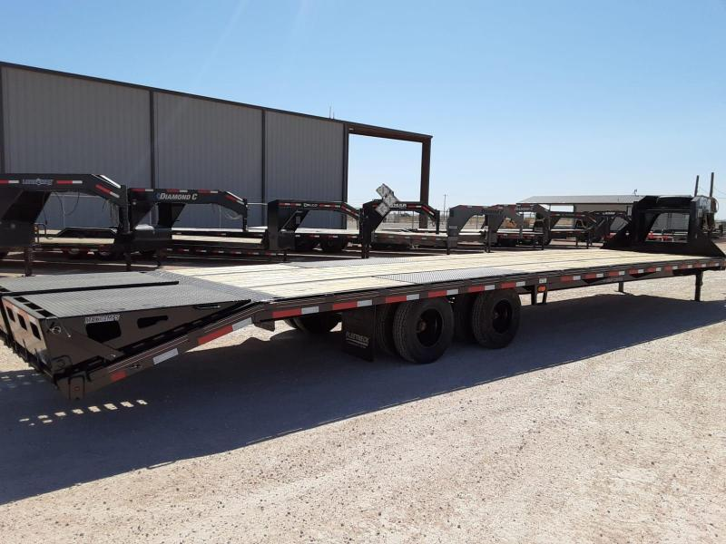 2021 Diamond C Trailers 38x102 Equipment Trailer