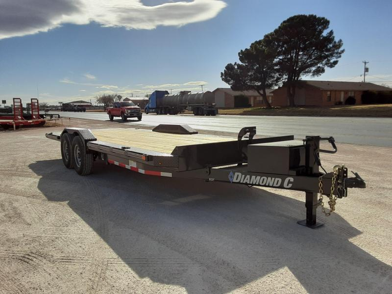 2020 Diamond C Trailers 22 X 82 EQUIPMENT TRAILER Equipment Trailer
