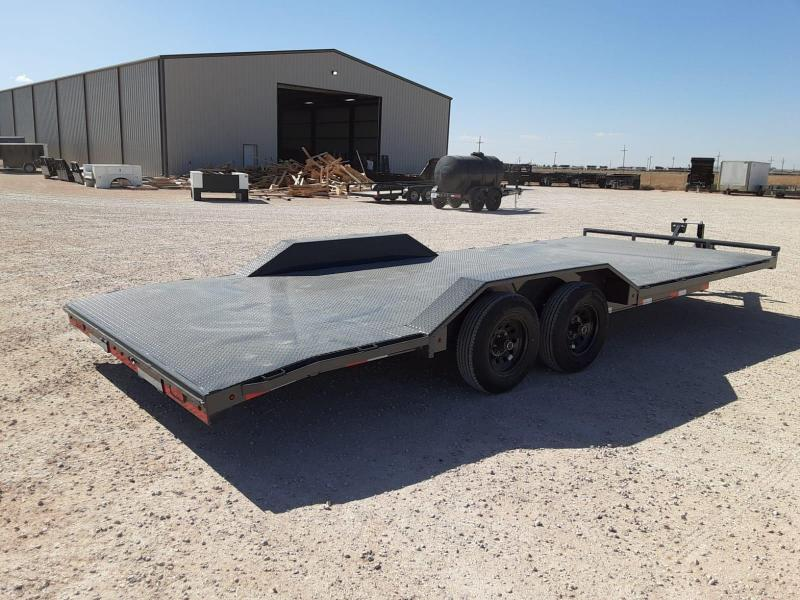 2021 Lamar Trailers 102x22 Car / Racing Trailer