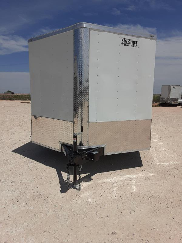 2020 Lark 8.5X20 Enclosed Cargo Trailer