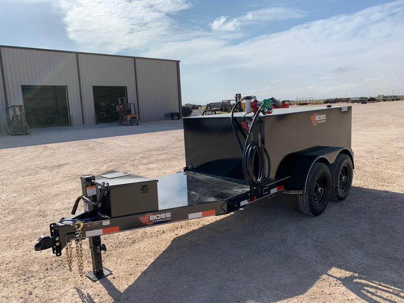 2021 Farm Boss 5' x 10' Fuel Trailer